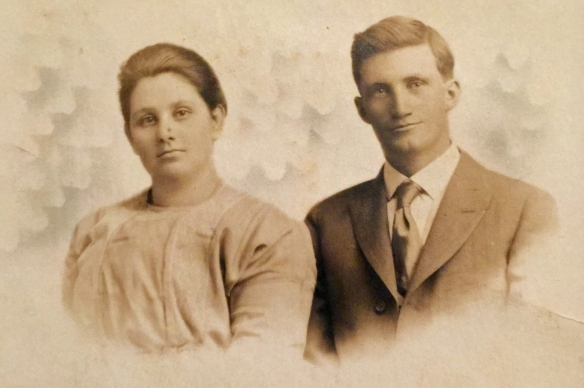 HICKMAN George SHOWALTER Minnie