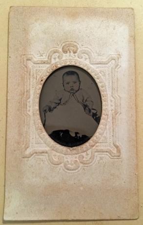 REECE and MONTGOMERY album tintype 2