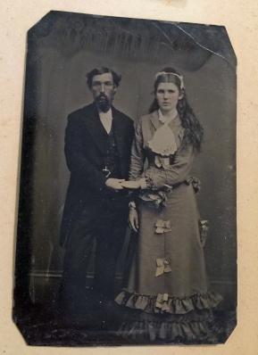 REECE and MONTGOMERY album tintype 7