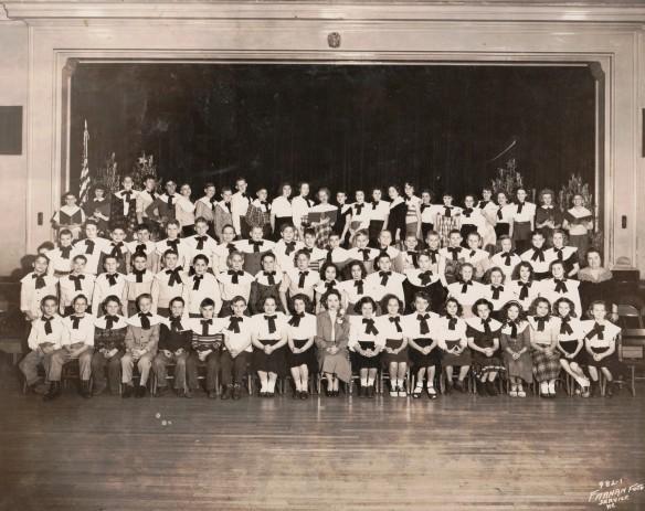 KCMO Elementary School 6th grade 1949